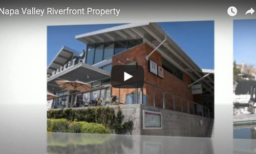 Napa Valley Riverfront Property